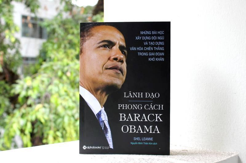 Lãnh đạo theo phong cách obama
